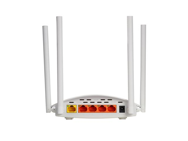 Multiple Wireless Networks for Access Control