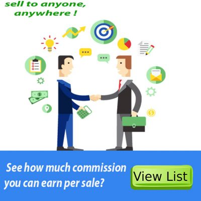 how much is affiliate commission