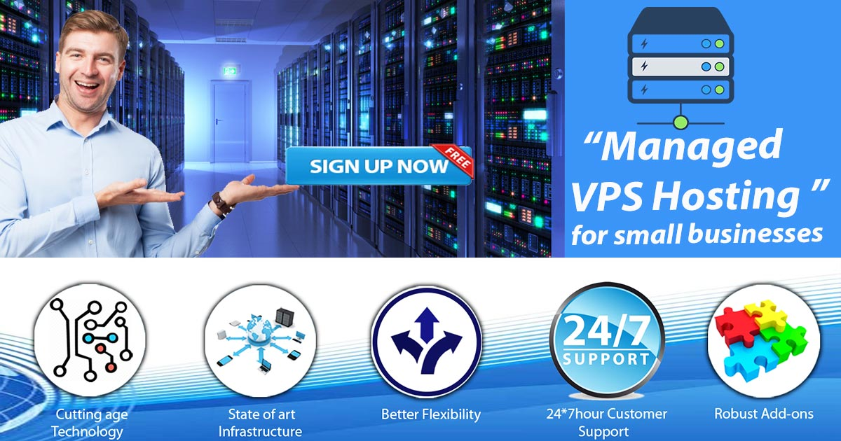 managed vps hosting south africa