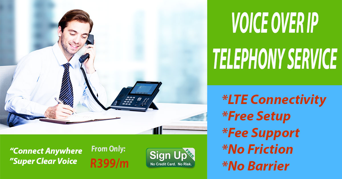 voice over ip fixed lines